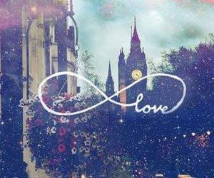 love, infinity, and london image