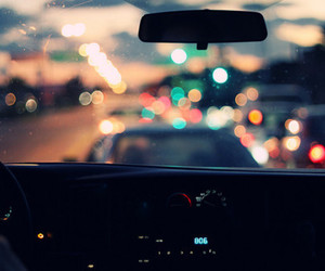 car, light, and photography image