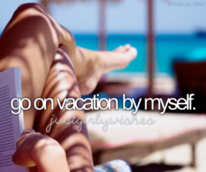 book, summer, and vacation image