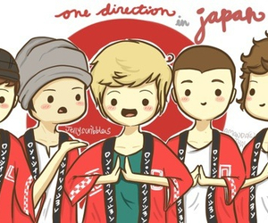 one direction and japan image