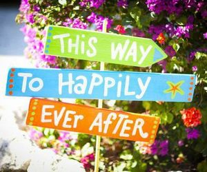 fairy tale, happily ever after, and quote image