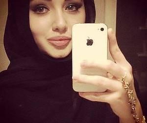 hijab, girl, and albanian image