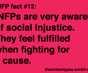 infp, mbti, and myer briggs image