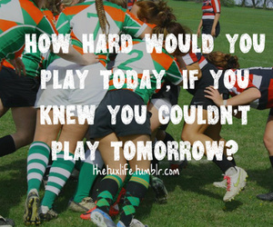 game, girls, and rugby image