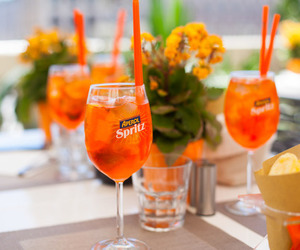 Aperitivo, cocktail, and drink image