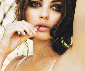 actress, celebrity, and Mila Kunis image