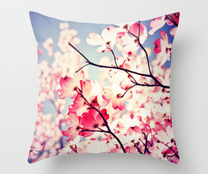 flowers, photography, and pillow image
