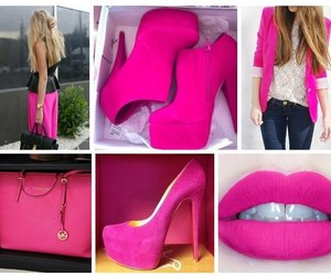 Dream, fashion, and pink image