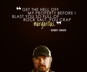 funny, supernatural, and quote image