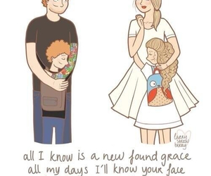ed sheeran, Taylor Swift, and everything has changed image