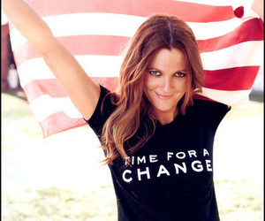 drew barrymore and usa image