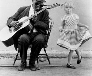 music, cute, and black and white image