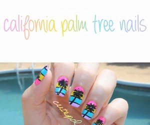 nail, nail art, and cute image