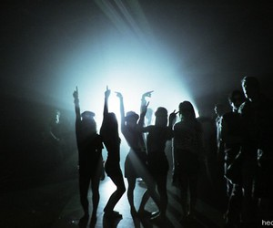 blue, dance, and girls image
