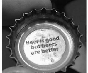 beer and funny image