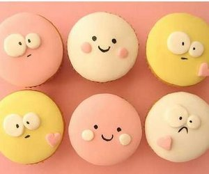 cupcakes, funny, and cute image