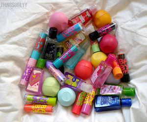 girl and baby lips image
