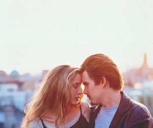 beautiful, before sunrise, and couple image