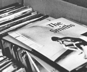 the smiths, vintage, and indie image