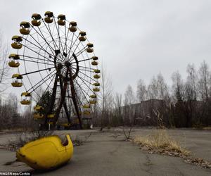 abandoned, chernobyl, and chernobyl disaster image