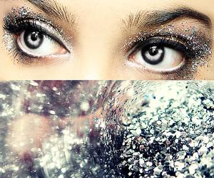 eyes, women, and girl image