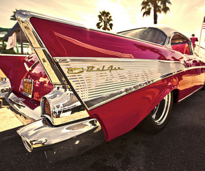 50s, cadillac, and car image