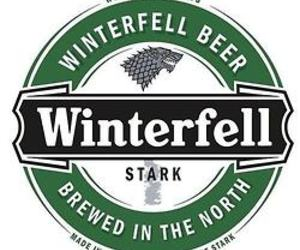 stark, winter is coming, and game of thrones image