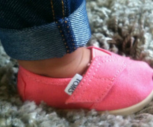 baby, toms, and cute image