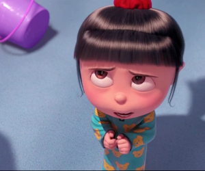 agnes, cute, and despicable me image