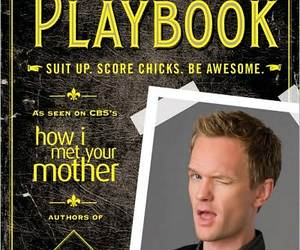 the playbook, Barney Stinson, and himym image