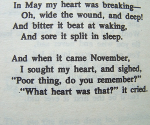 dorothy parker, heart, and heartbreak image