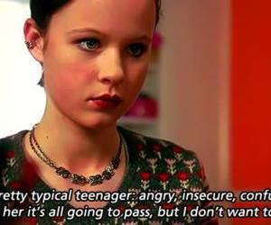 american beauty, confused, and teenager image