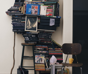 book man and books image