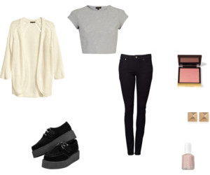 creepers, Polyvore, and vintage image