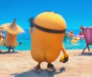 minions, love, and people image