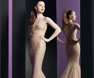 dress, cocktail dress, and evening dress image