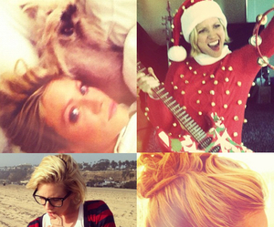 adorable, brittany snow, and brittbritt image