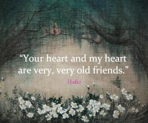 heart, quotes, and friends image