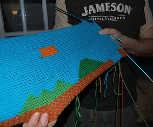 craft, crafty, and super mario image