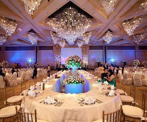 wedding, luxury, and party image