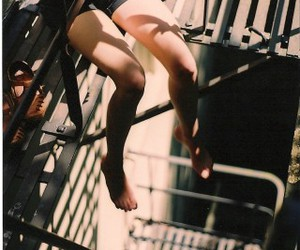 girl, legs, and photography image