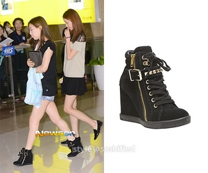 shoes, steve madden, and snsd image