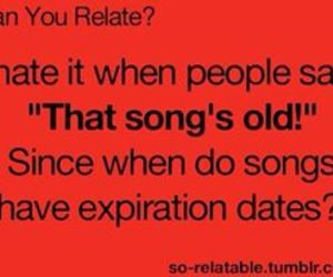 song, funny, and music image