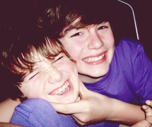 christian beadles and chaz somers image