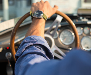 car, watch, and boy image