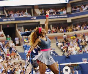Serena Williams, melhor do mundo!, and usopen2013 image