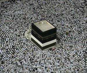 islam, kaaba, and mecca image