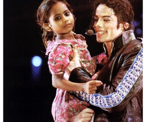 children and michael jackson image