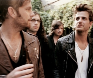 jared followill and kings of leon image