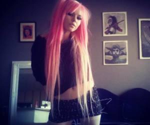 kerli, girl, and hair image